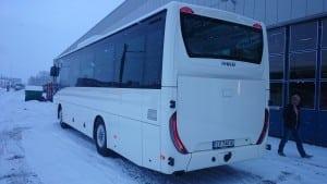 buss om kvelden