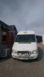 sprinter minibuss