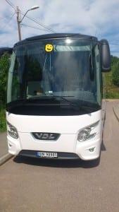 vdl buss forfra