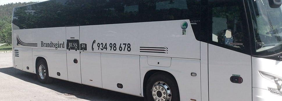 buss fra brandtsgård